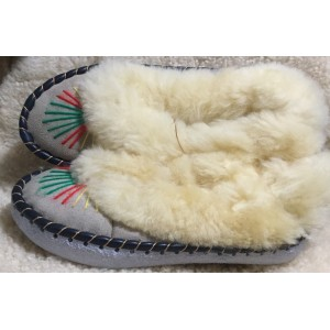Pantoufle hiver - Taille 40